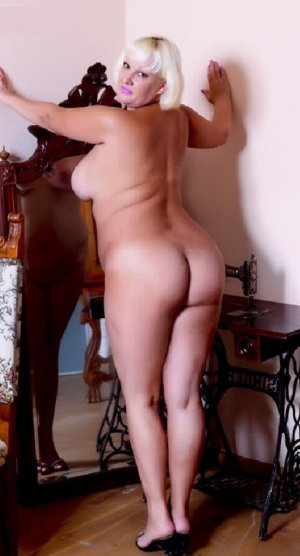 Thouria ssbbw escorts in Caguas