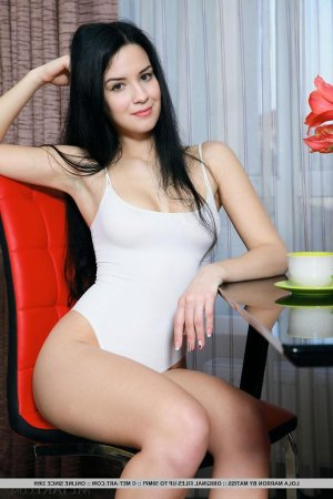 Rokaya outcall escort in Norton Shores